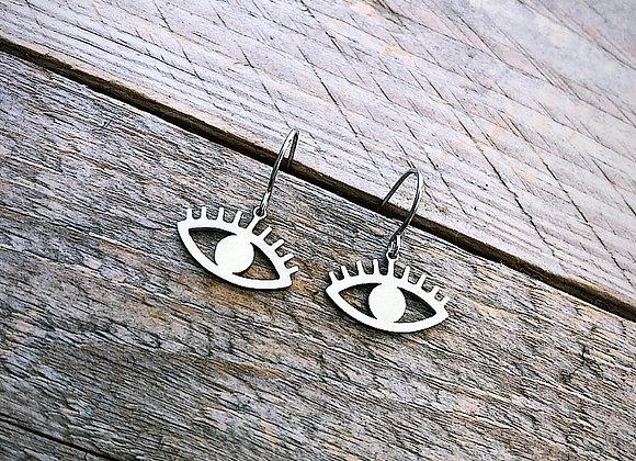 Boucles d'oreilles Eyes