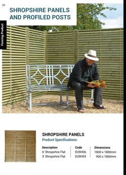 CRS Shropshire Contemporary Panel