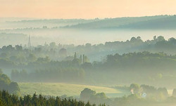 Early Morning ~ North Somerset Glory