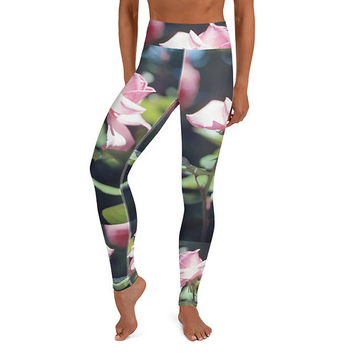 Villa Rotschild Rose Ektar Yoga Leggings