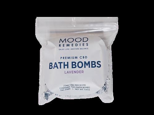 CBD Bath Bombs - Lavender