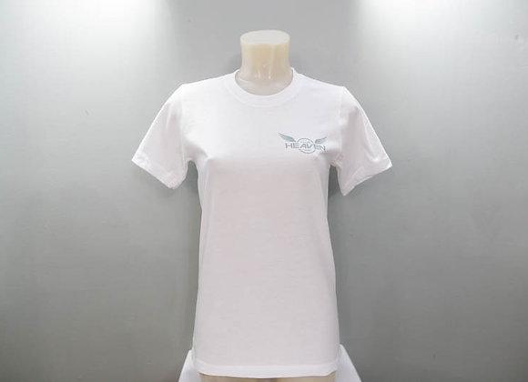 Club Heaven-White T-Shirt