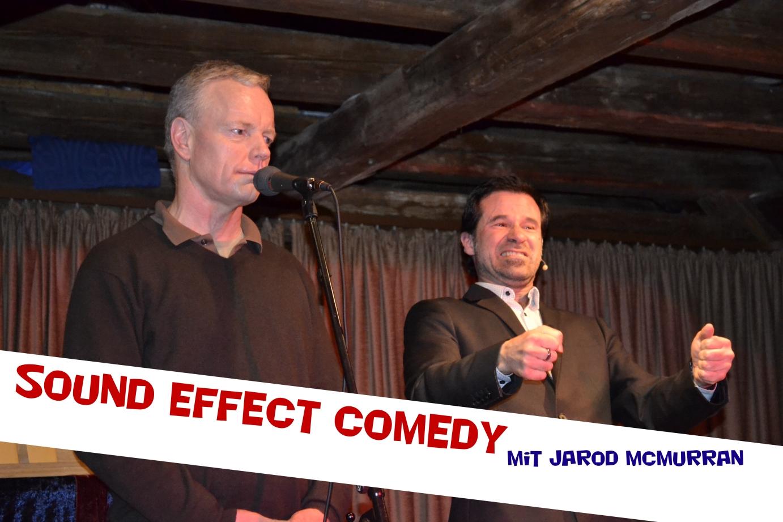 Jarod's Sound-Effect-Comedy