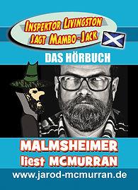 Jochen Malmsheimer, Jarod McMurran, Comedy Magic, Leseshow, Inspektor Livingston, Pantheon Theater Bonn, Bonn, Kleinkunst, Comedyzauberer, Mentalist, Hörbuch, Hörspiel, Mentalmagier, Malmsheimer
