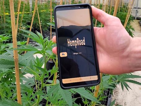 New HempRoad App tracks and verifies chain-of-custody