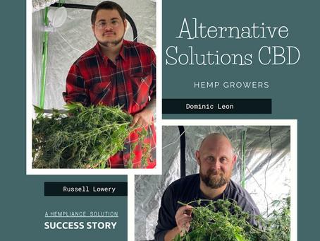 Finding serenity at Alternative Solutions CBD Shop
