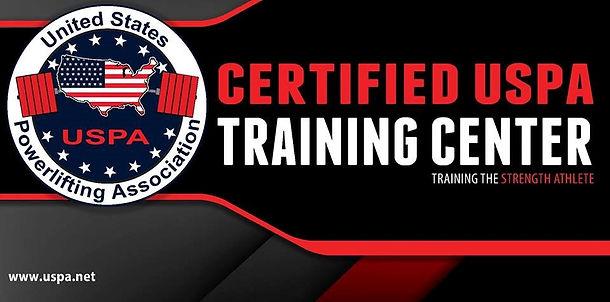 Certified USPA Training Center Banner.jp