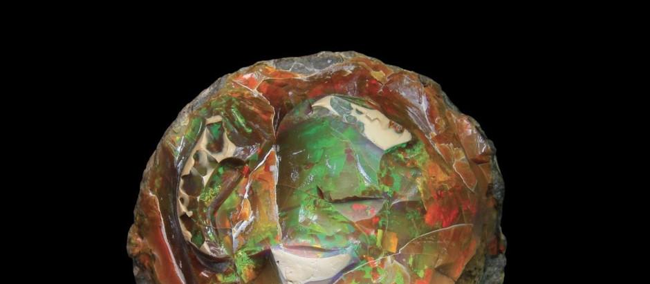 Conférence-projection« Curiosités minérales »par Didier  Nectoux  Docteur en géologie.