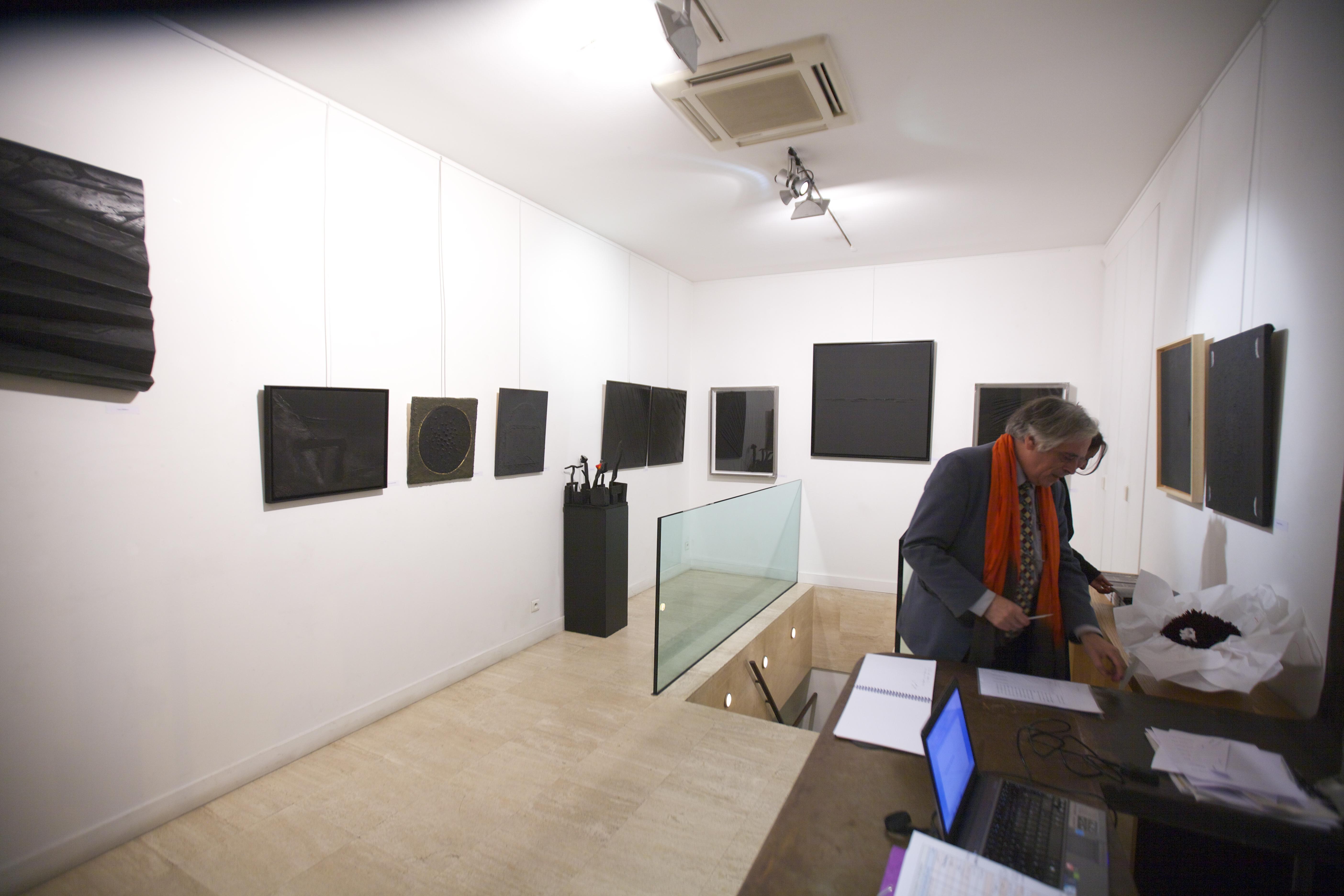GG.Lemaire à  Galerie Grand E'terna