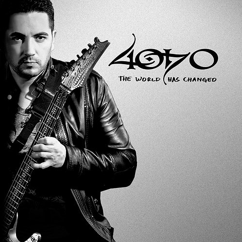 CD - The World Has Changed Album by 4040