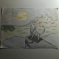 Zeichnung von mir