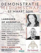 Pastorie Op Hodenpijl met Lisette Lucas en Jason Goldsworthy
