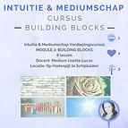 Intuitie & mediumschap module 2 Building