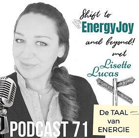 Podcast 71. Taal van Energie by EnergyJO