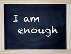 "Abundance Masterclub Module 6: Relationships by Lisette Lucas Therapy ""I Am Enough"""