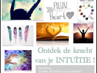 Workshop: Ontdek de kracht van je intuïtie!