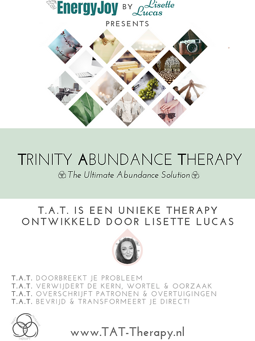 T.A.T. Therapy sessie by Lisette Lucas
