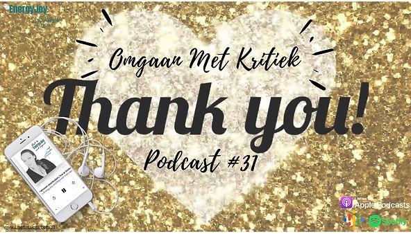 Podcast. 31. Omgaan met kritiek.jpg
