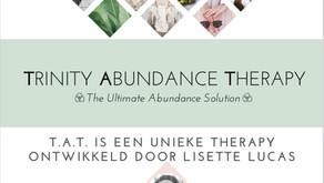 De Trinity Abundance Therapy by Lisette Lucas