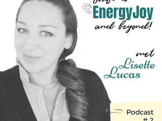 Podcast #2 Energie, leer je eigen energie weer (her)kennen met de Energy Tracker Tool.