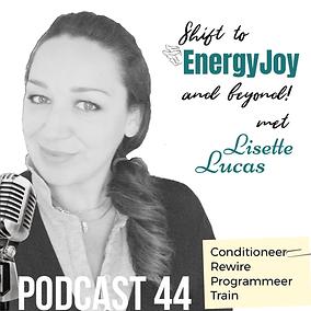 Podcast 44. Conditioneer Lisette Lucas E