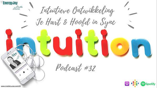 Podcast 32. Intuitieve ontwikkeling Ener