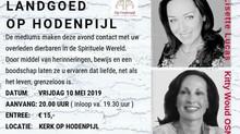 Demonstratie Mediumschap Kerk Op Hodenpijl, 10 mei 2019