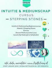 Cursus Intuitie en mediumschap Module 1 Op Hodenpijl door Lisette Lucas