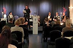 Cindy Fornari, Lisette Lucas, Marcelle Weevers, Diana Stoet, John Johnson