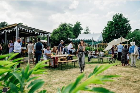Kitchen Garden festival style