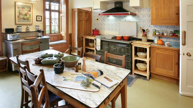Talton House kitchen