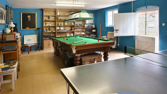 Talton House games room