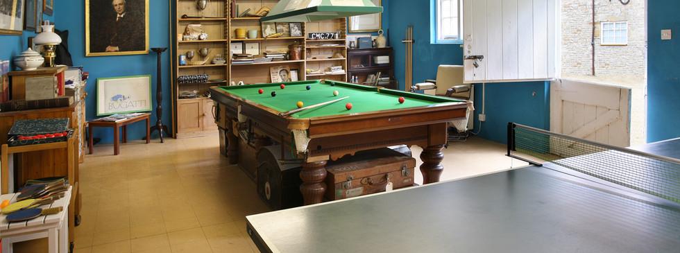 Talton House games room
