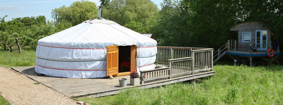 The big yurt