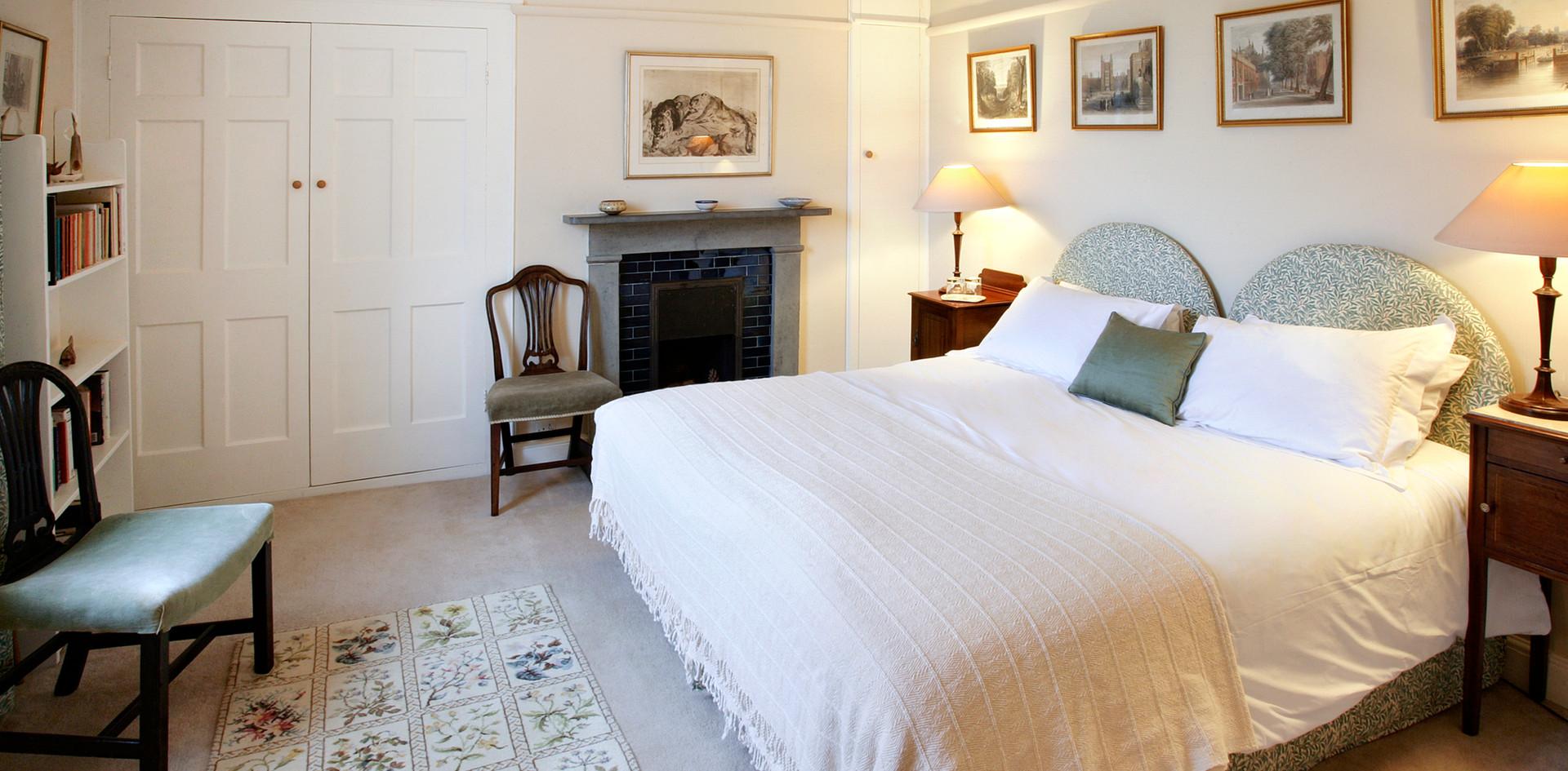 Dr Watson bedroom