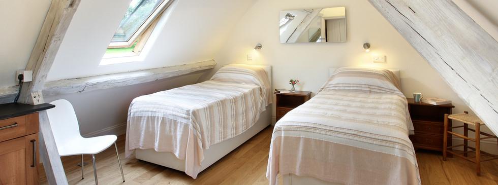 Talton House courtyard EXTRA bedroom