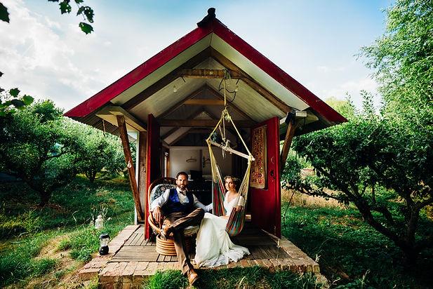 Talton Lodge Orchard Wagon seating