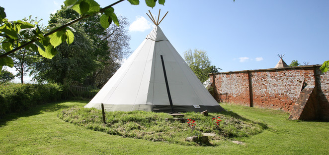 The North American style tipi