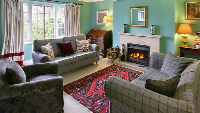 Talton House sitting room snug