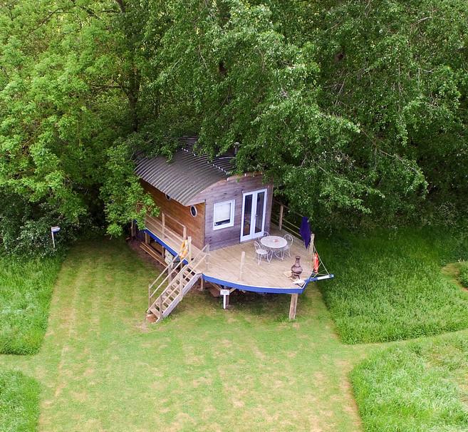 Talton Lodge - Tree Boathouse