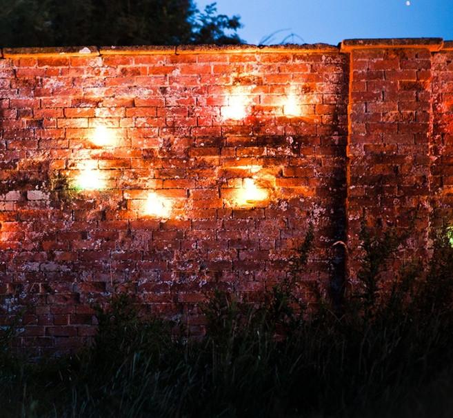 Walled Garden decoration