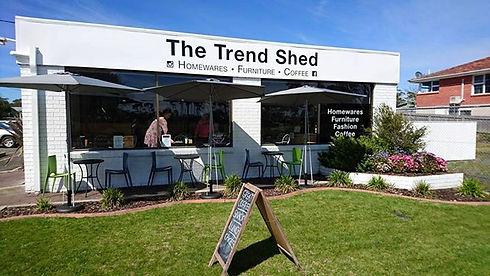 The Trend Shed near Ruby Soho Villas