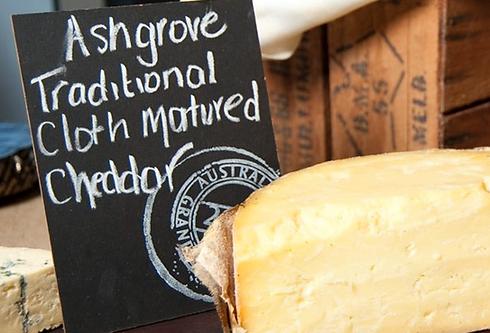 Ashgrove Cheese near Ruby Soho Villas, romatic or family accommodation in Port Sorell, Mersey Mountain bike park