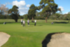 Port Sorell Golf Club near Ruby Soho Villas private luxury accommodation