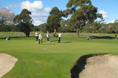 Port Sorell Golf Club near Ruby Soho Villas private luxury accommodation