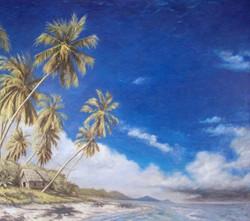 Stormy Paradise #2.jpg  48 in.jpg x 60 in.jpg  Acrylic on canvas.jpg  2008.jpg  $1,100.jpg00   SOLD
