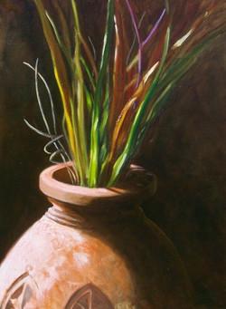 Vase with Plant.jpg  18 in.jpg x 24 in.jpg  oil on linen.jpg 2006.jpg__$300.jpg00.jpg  SOLD