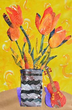 _Little Red Violin.jpg_  Painted canvas collage.jpg 16 in.jpg x 20 in.jpg $180.jpg00
