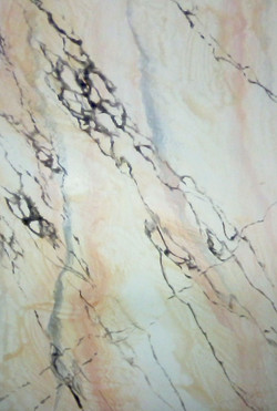 FAUX-MARBLE