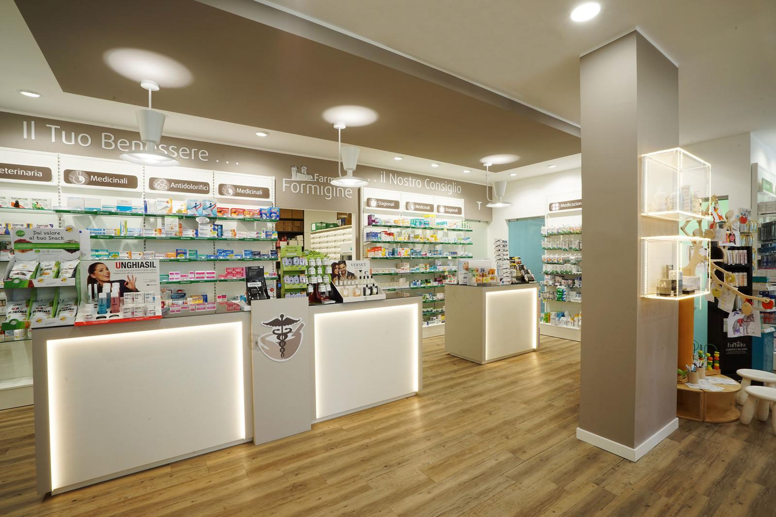 Clou farmacie fashion farmacia formigine formigine mo for Clou arredi farmacie